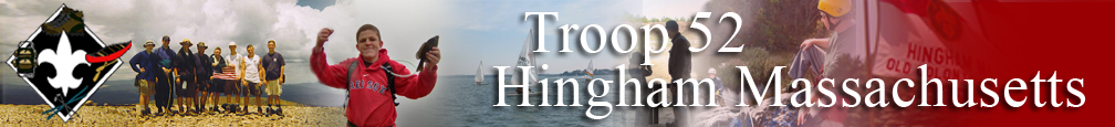 Troop 52 Hingham